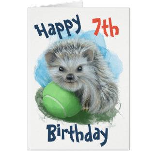 Cartão de aniversário feito sob encomenda