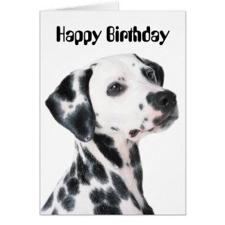 Cartão de aniversário feito sob encomenda da foto