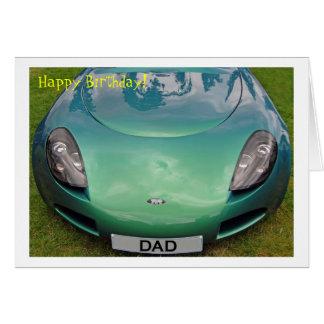 Cartão de aniversário para o pai 3
