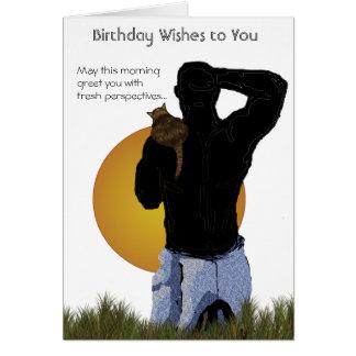 Cartão de aniversário: Probabilidade fresca