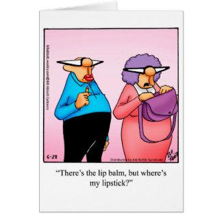 Cartão de aniversário romântico engraçado para ele