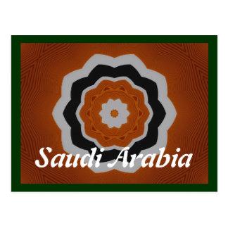 Cartão de Arábia Saudita
