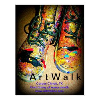 Cartão de ArtWalk