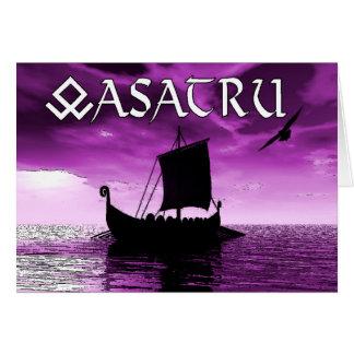 Cartão de Asatru