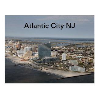 Cartão de Atlantic City