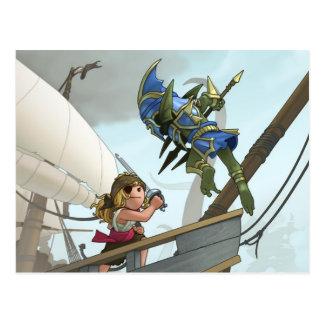 Cartão de Atlantis