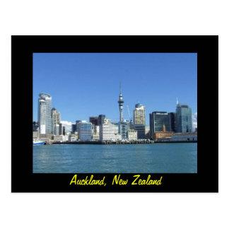 Cartão de Auckland