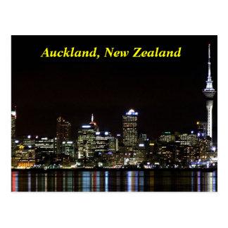 Cartão de Auckland Nova Zelândia