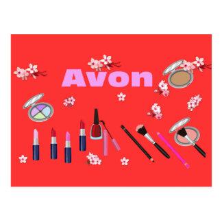 Cartão de Avon
