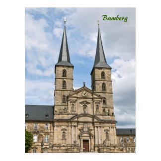 Cartão de Bamberga