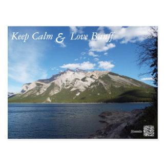 Cartão de Banff Cartão Postal