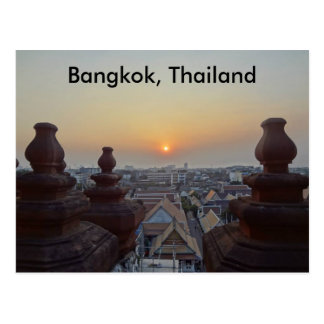 Cartão de Banguecoque, Tailândia