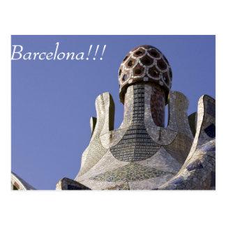 Cartão de Barcelona….