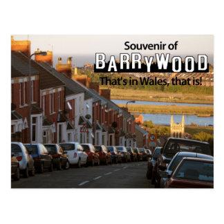 Cartão de Barrywood
