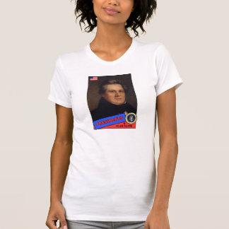 Cartão de basebol de Millard Fillmore T-shirt