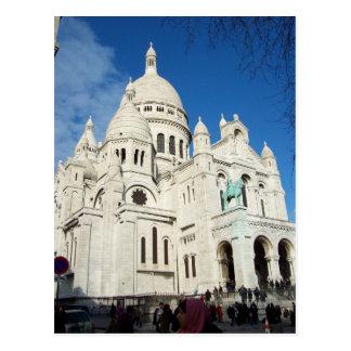 Cartão de Basilique du Sacre-Coeur