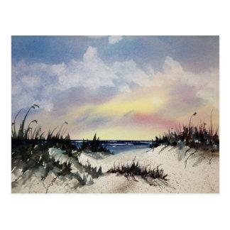 Cartão de Beachscape