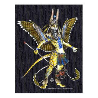 Cartão de Bennu-Nahroe