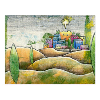 Cartão de Bethlehem IV