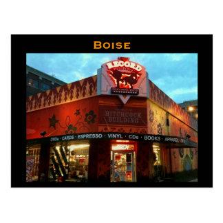 Cartão de Boise