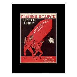 Cartão de Bolshevik