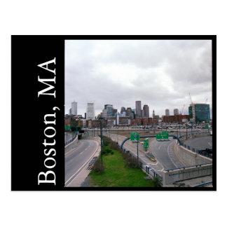 Cartão de Boston