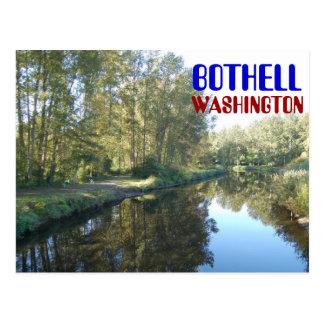 Cartão de Bothell Washington