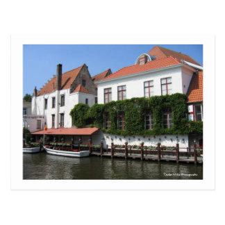 Cartão de Bruges, Bélgica