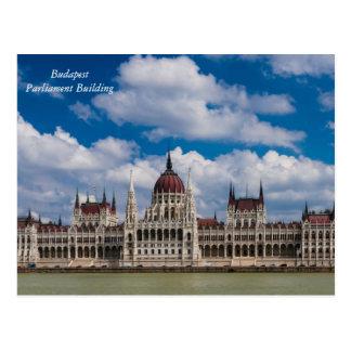Cartão de Budapest Cartão Postal