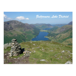 Cartão de Buttermere