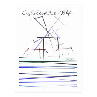Cartão de Caldecotte