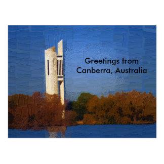 Cartão de Canberra