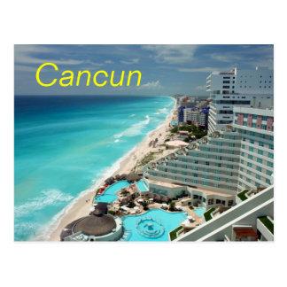 Cartão de Cancun