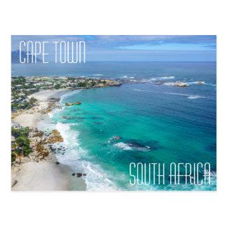 Cartão de Cape Town, África do Sul Cartão Postal