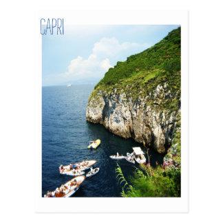 Cartão de Capri