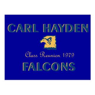 Cartão de Carl Hayden 79