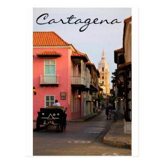 Cartão de Cartagena