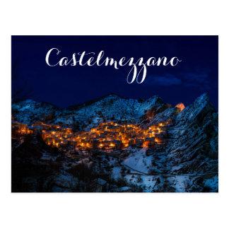 Cartão de Castelmezzano