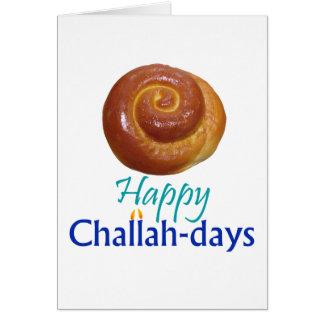cartão de Chalá-dia