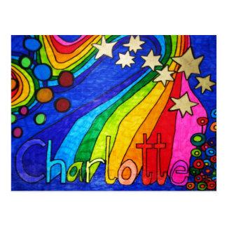 Cartão de Charlotte
