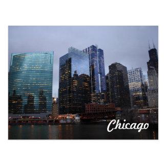 Cartão de Chicago