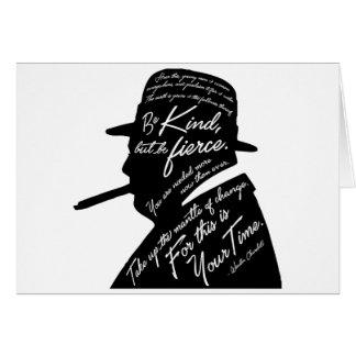 Cartão de Churchill
