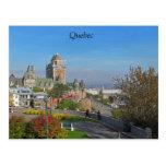 Cartão de Cidade de Quebec Cartao Postal