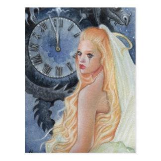 Cartão de Cinderella
