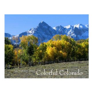 Cartão de Colorado