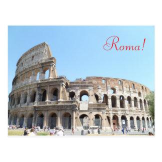 Cartão de Colosseum