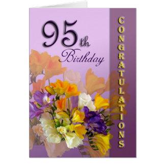 Cartão de CongratulationGreeting do aniversário