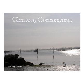 Cartão de Connecticut
