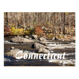 Cartão de Connecticut Fall River