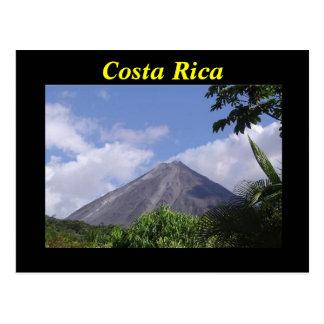 Cartão de Costa Rica Cartoes Postais